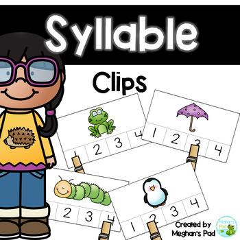 Syllable Clips