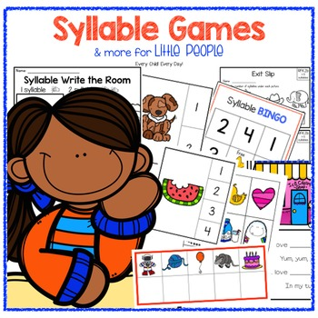 Syllables for Little People