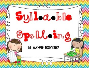 Syllable Spelling