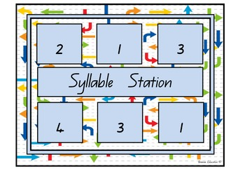 Syllable Station