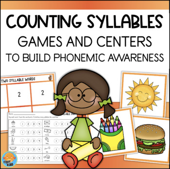 Syllables Centers and Games: Segmenting Words