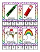Syllables Clip Chart Center ** Perfect Word Work Activity