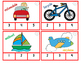 Syllables Count!! Transportation Set