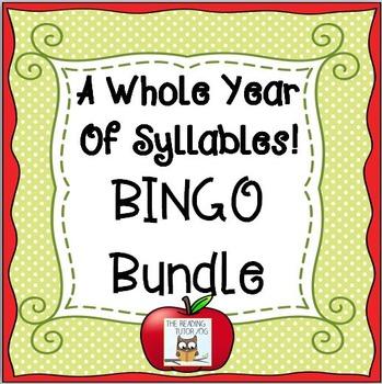 Syllable Games