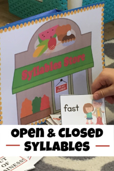 Syllables- Open or Closed?