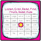 Syllables: Vowel Consonant e, (Magic e) Reading, Fluency F