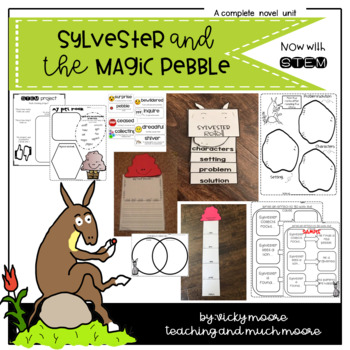 Sylvester and the Magic Pebble Book Study
