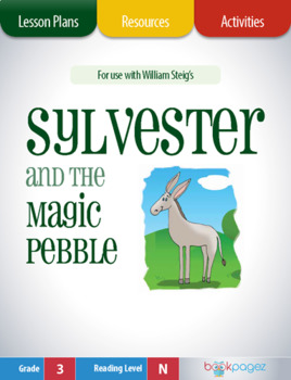 Sylvester and the Magic Pebble Lesson Plans & Activities P