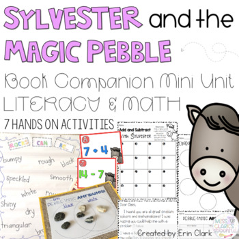 Sylvester and the Magic Pebble Mini-Unit {Language Arts &