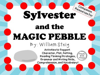 Sylvester and the Magic Pebble by William Steig:    A Comp