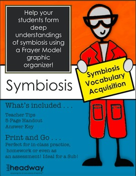 Symbiosis Vocabulary
