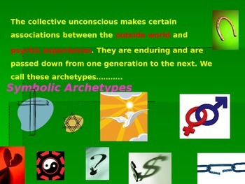 Symbolic Archetypes and Themes in Literature