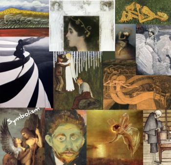 Symbolism Art Presentation in Art History ~ FREE POSTER