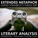 Symbolism Extended Metaphor Full-Class Lesson – Make Lit.