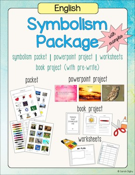 Symbolism Projects, Activities, Handouts, Lessons