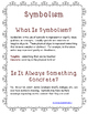 Symbolism Project and Activity for Upper Elementary and Mi