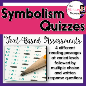 Symbolism Quizzes: Text-Based Assessments with Multiple Ch
