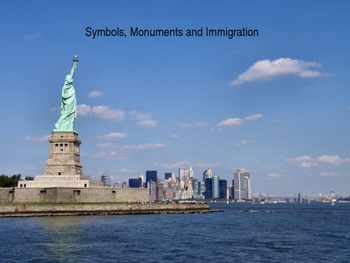 Symbols, Monuments and Immigration for English Language Learners