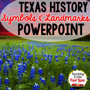 Symbols of Texas PowerPoint