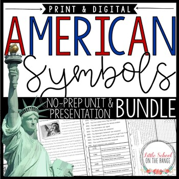United States Symbols BUNDLE