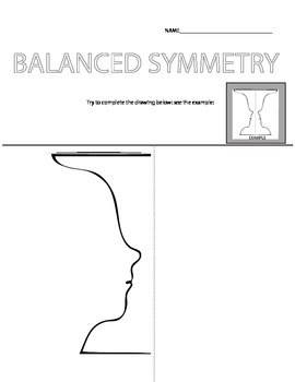 Op Art Symmetry, Balance and Optical Illusions
