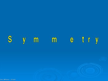 Symmetry PowerPoint