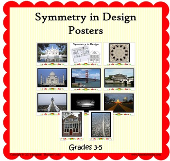 Symmetry in Design Posters (INCLUDED in Art of the Pennsyl
