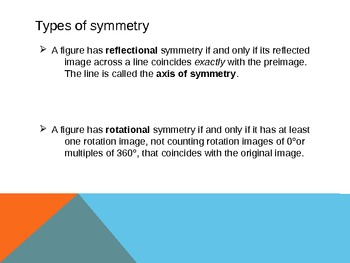 Symmetry in Polygons