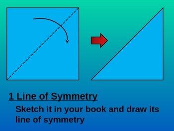 Symmetry in snowflakes