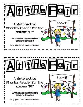 "Symple Readers Book 6: ""Ff"" Phonics Reader"