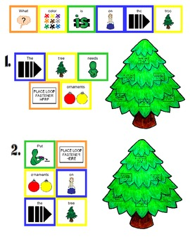 Symple Reader's Week 14: What Color is on the Tree: Color