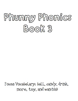Symple Readers Week 3: Phunny Phonics