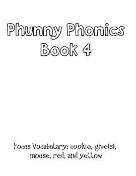 Symple Readers Week 4: Phunny Phonics