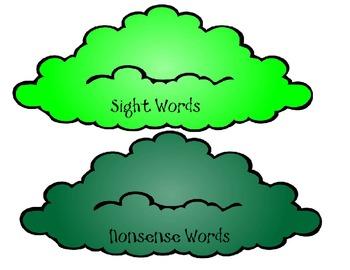 Symple Readers Week 5: Sight Word Sort