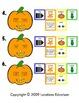 "Symple Readers Week 9: Color Recognition.  ""Pumpkin Eyes"""