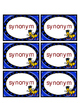 Synonym Cards with EDITABLE Template