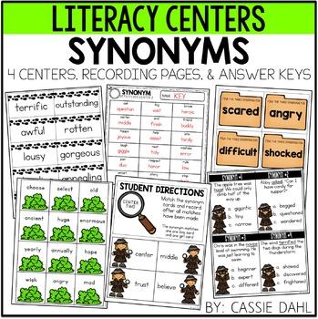 Synonym Centers