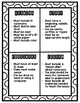 Synonym Choice Board with Activity Guidelines