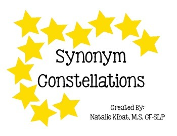 Synonym Constellations
