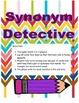 Synonym Detective