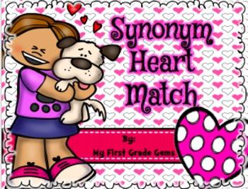 Synonym Heart Match