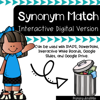 Synonym Match Digital Version