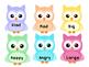 Synonym Matching Owls