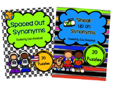 Synonym Puzzles Bundle