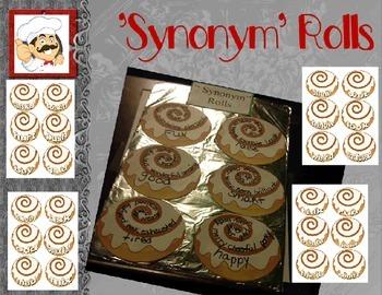 'Synonym' Roll Project
