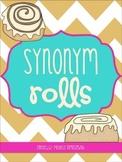 Synonym Rolls