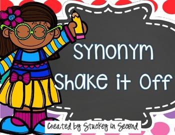 Synonym Shake it Off