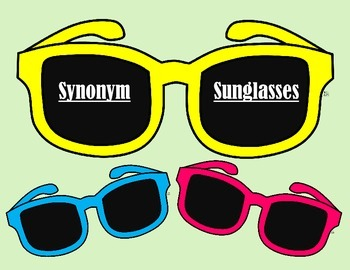 Synonym Sunglasses