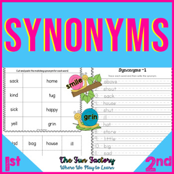 Synonyms {K-1}