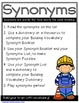 Building Vocabulary with Synonyms